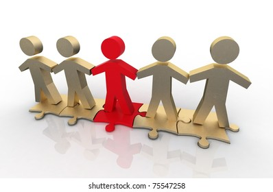 desire of cooperation