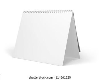 Calendario En Blanco.Fotos Imagenes Y Otros Productos Fotograficos De Stock Sobre