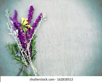 Desktop background flowers.