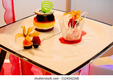 dessert food pastry chef bakery plate isolated eating decoration ideas sweet background colour & Dessert Plate Decoration Ideas Images Stock Photos u0026 Vectors ...
