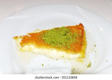 Kunefe,Künefe,Turkish Dessert Kunefe