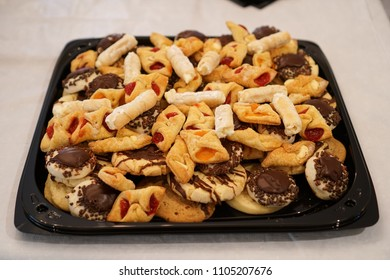 Dessert Tray with Chocolate and non chocolate treats