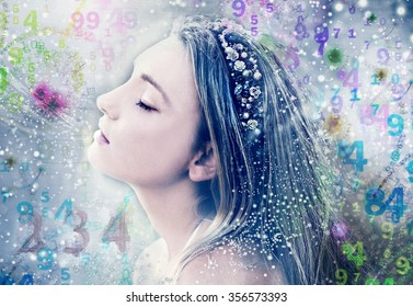 Destiny codes, karmic numerology, female psychology