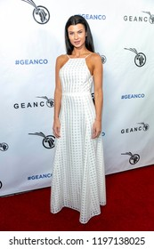 Destiny Delisio attends 2018 Geanco Foundation Hollywood Gala at Spectra, Pacific Design Center, Los Angeles, California on October 6th, 2018