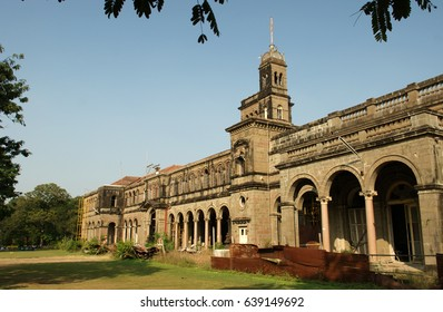 Destroyed the Institute. Pune. India