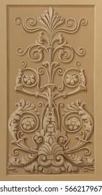 Detail architectural elements