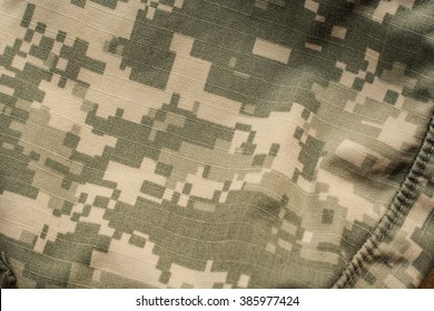 Detail of Army cap texture background