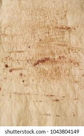 Detail of baking paper - grunge background