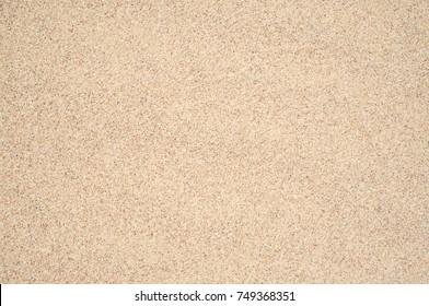 Detail beige clean sand close-up texture background