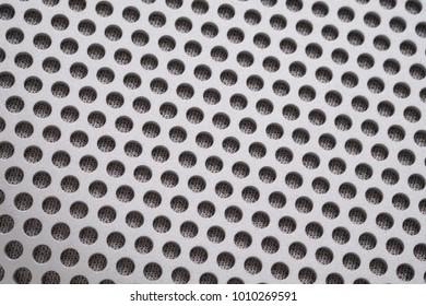 Detail of bluetooth speaker