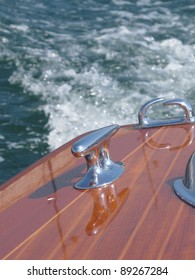 Detail of boat