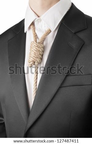 tie a hangmans noose