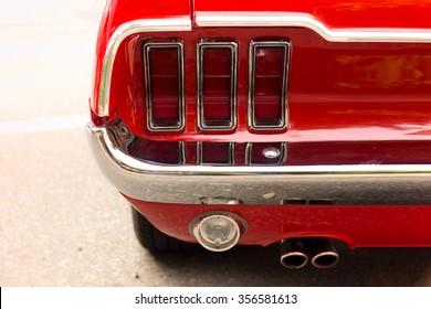 Car Tail Light Images Stock Photos Vectors Shutterstock