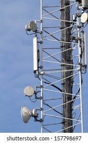 detail Communication tower