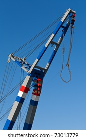 Detail from a Floating Crane