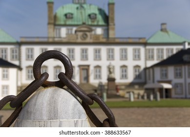Detail Fredensborg Palace, Denmark