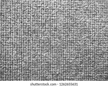 detail of gray fiber sound absorption board texture background, close up grey synthetic fabric background, pattern of old fiber cloth background