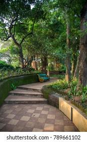 Hanging Gardens Mumbai Images, Stock Photos \u0026 Vectors