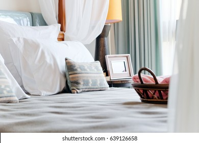 Detail image of Luxury Bed