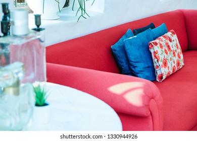 Detail image of Modern living room