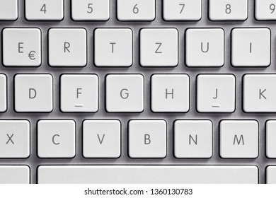 Detail of a keyboard