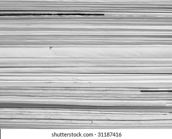 Detail of office paper documents or letters