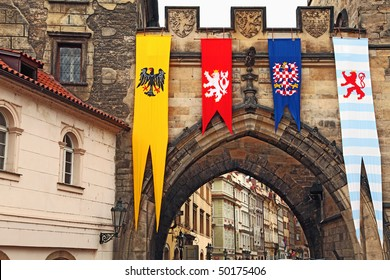 Medieval Flag Images, Stock Photos & Vectors | Shutterstock