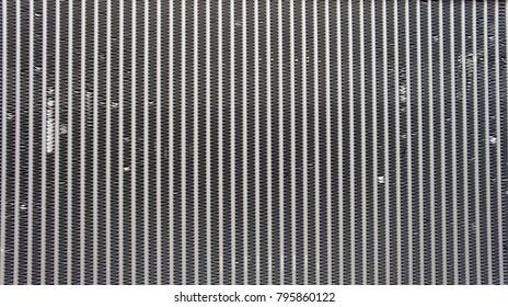 Detail of a Radiator