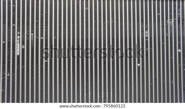Detail of a Radiator
