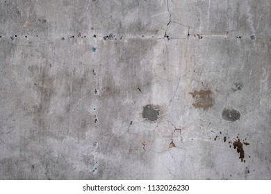 Detailed background texture of old and worn concrete