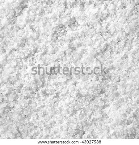 Detailed Coarse Salt Texture Background Pattern Copy Space
