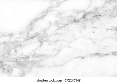 Detailed structure of real genuine marble from nature with black and white(gray) pattern texture of Thailand for background,interior,skin tile luxurious and design. Picture high resolution.