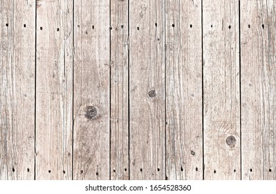 Detailed Wooden Pallet Texture as Background
