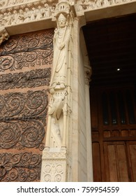 Details of Catherdral