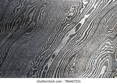 Details of damascus steel