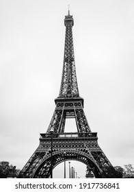 Details from Eiffel Tower in Paris