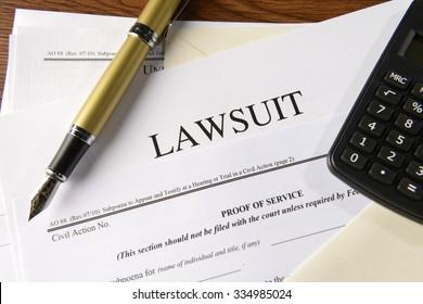 details of federal lawsuit