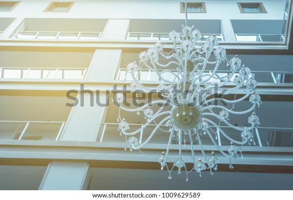 Details Interior Modern Hotel Roof Inside Stock Photo Edit Now 1009629589