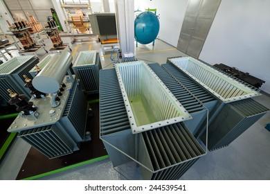 details of manufacturing new high voltage transformer
