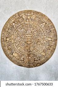 Detalles del calendario maya