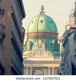 details of old Architecture in vienna