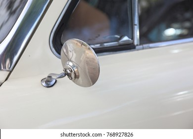 details of the old car