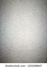 Details on texture of linen cloth