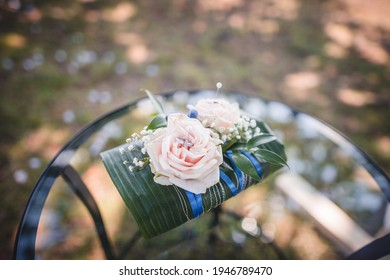 Details pohotography from the wedding day - Shutterstock ID 1946789470