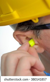 details of protective ear plugs
