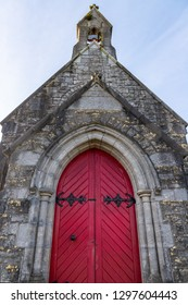 Details of Small church in New Cemetery, Bohermore, Galway, Ireland