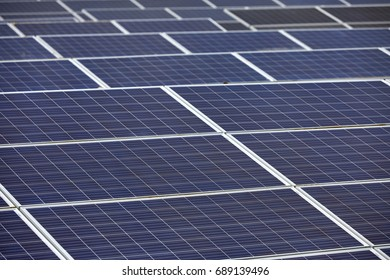 Details of solar photovoltaic panels
