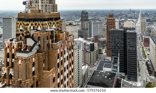 Architecture de Detroit