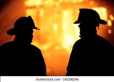 Detroit Firefighters.