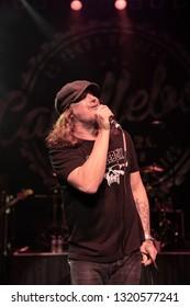 Detroit, Michigan/ USA - 02-16-2019: Candlebox performing live at the Fillmore